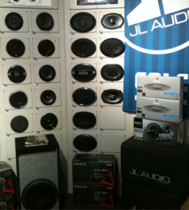 Idaho Falls Car Audio Speakers