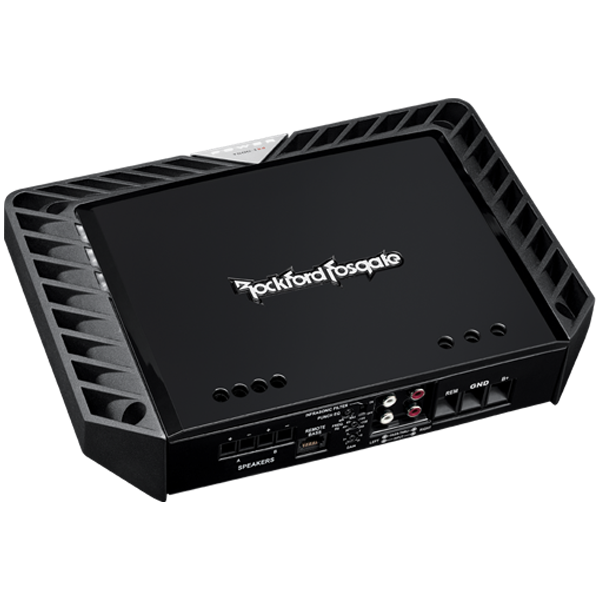 Rockford Fosgate T500-1bdCP Amplifier in Idaho Falls