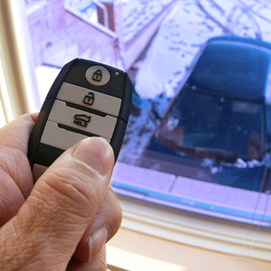 Idaho Falls Remote Start Installation