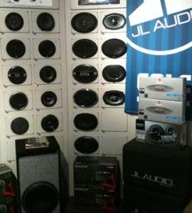 Idaho Falls Car Audio Speakers